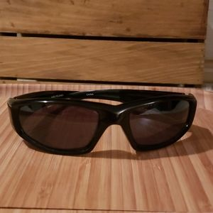 Choppers Sunglasses with Red Accents